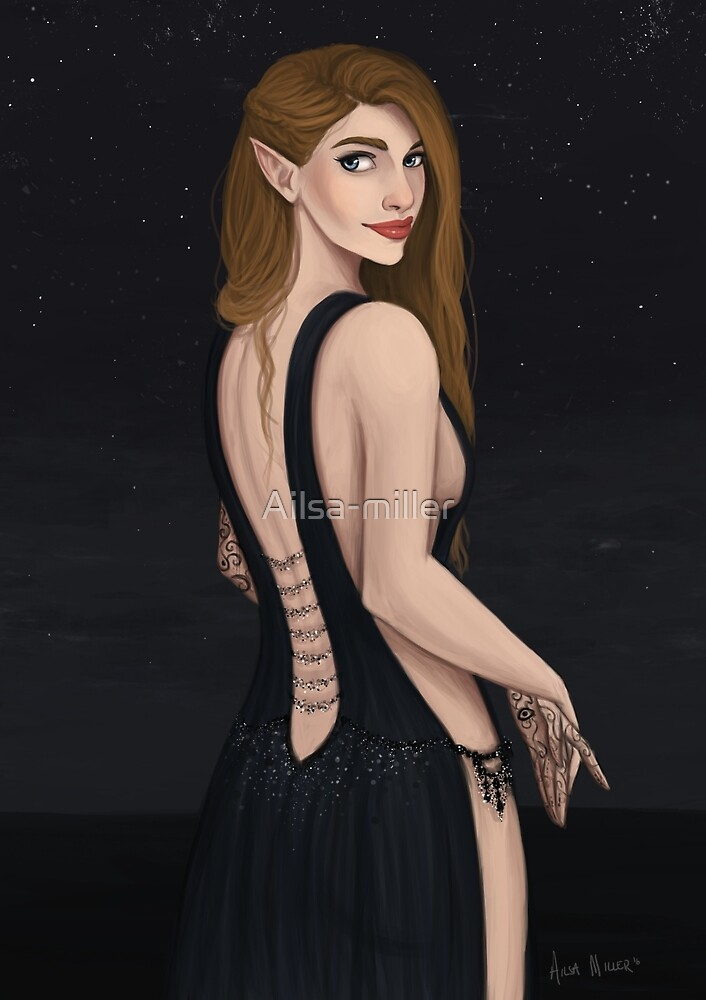 Feyre by Ailsa-miller