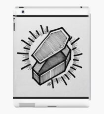 The Casket iPad Case/Skin