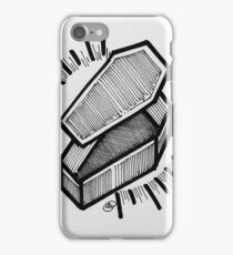The Casket iPhone Case/Skin