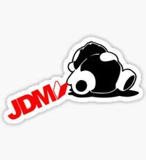 Sleepy Panda JDM (5) Sticker