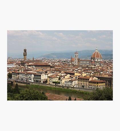 Florence Skyline Photographic Print