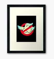 Ghostbusters 2016 Logo Framed Print