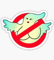 Ghostbusters 2016 Logo Sticker
