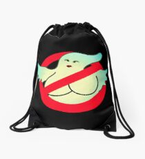 Ghostbusters 2016 Logo Drawstring Bag