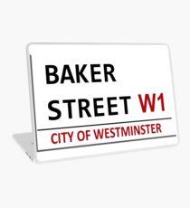 Baker Street Sign Laptop Skin