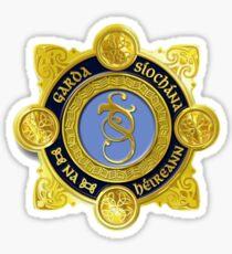 An Garda Siochana - Irish police badge Sticker