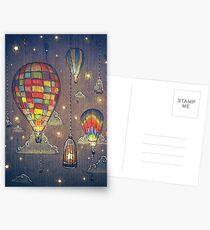 Sky Fishing Postcards