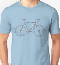 Bike in Words Unisex T-Shirt