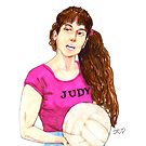 Judy From Sleepaway Camp by Jason Edward Davis
