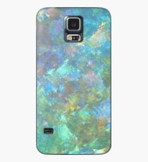 Colourful fractal Case/Skin for Samsung Galaxy