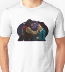 Rumpelstiltskin and Belle Unisex T-Shirt