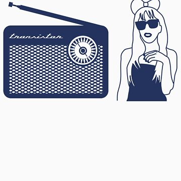 Radio Gaga - Lady Gaga & Queen Freddie Mercury Parody by designedbyn
