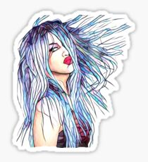Adore Delano Sticker
