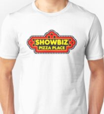 Showbiz Pizza Unisex T-Shirt