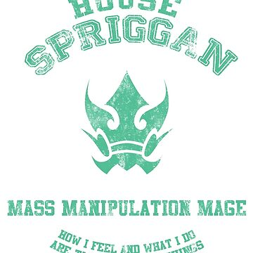 Mass Manipulation mage of the Spriggan 12 by scarletxtears