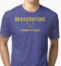 Beauxbatons - Magic Tri-blend T-Shirt