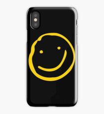 Smile if You're Bored iPhone Case/Skin