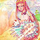 Princess Bubblegum by pompberry