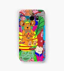 A hint of colourful symmetry Samsung Galaxy Case/Skin
