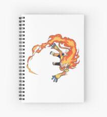 Infernape Spiral Notebook
