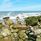 Rocky Shore by LADeville