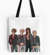Punk Marauders Tote Bag