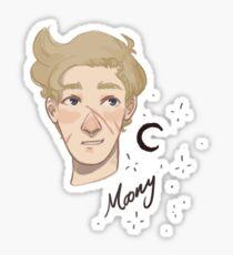 Remus Lupin Sticker