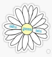 DGB Daisy Sticker
