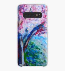 Cherry Blossom Case/Skin for Samsung Galaxy