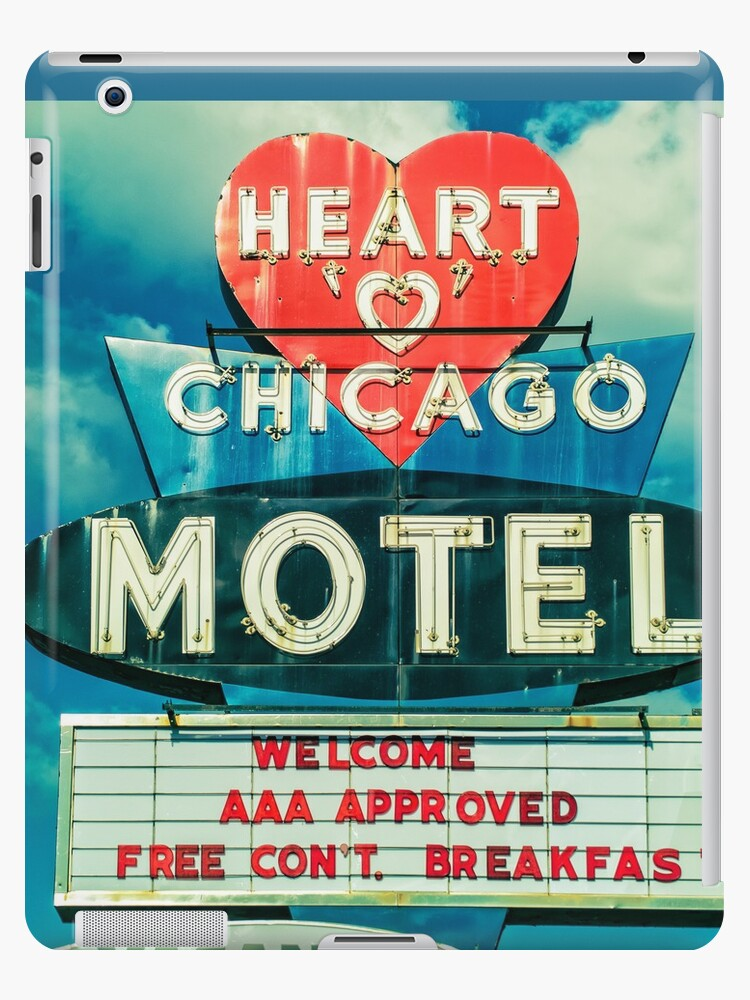 Heart Chicago Motel by Kadwell