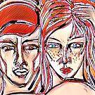 Reciprocal Nurture - Version 4 by Anthea  Slade