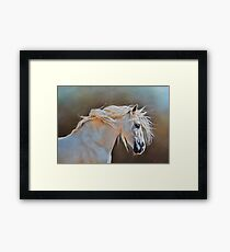 """Morning glow"" Framed Print"