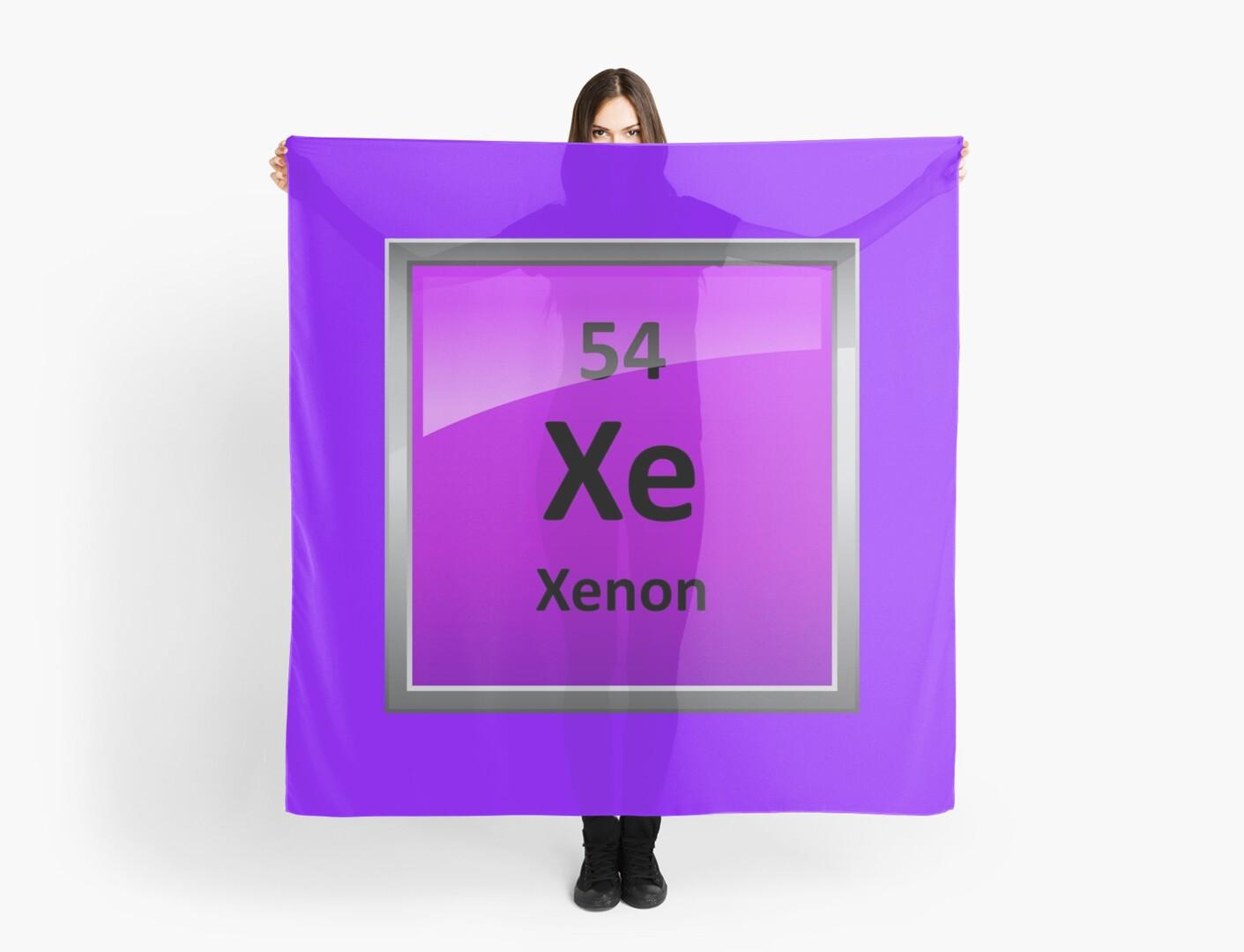 Pauelos smbolo de elemento de tabla peridica de xenn de smbolo de elemento de tabla peridica de xenn de sciencenotes urtaz Gallery