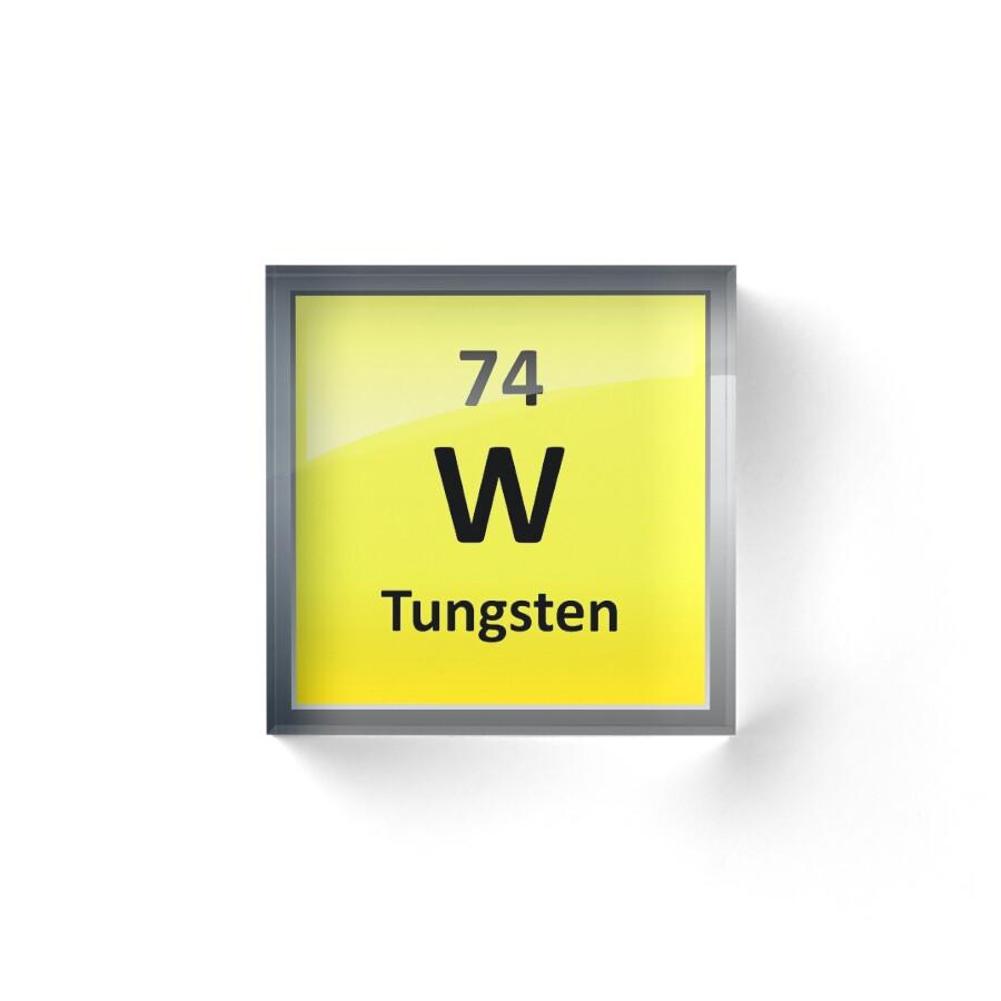 Tungsten symbol periodic table images periodic table images tungsten periodic table element symbol acrylic blocks by tungsten periodic table element symbol by sciencenotes gamestrikefo gamestrikefo Choice Image