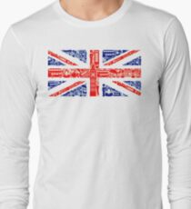 Landmark and Flag A T-Shirt