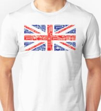 Landmark and Flag A Unisex T-Shirt