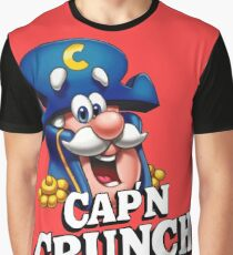 Capn Crunch Graphic T-Shirt