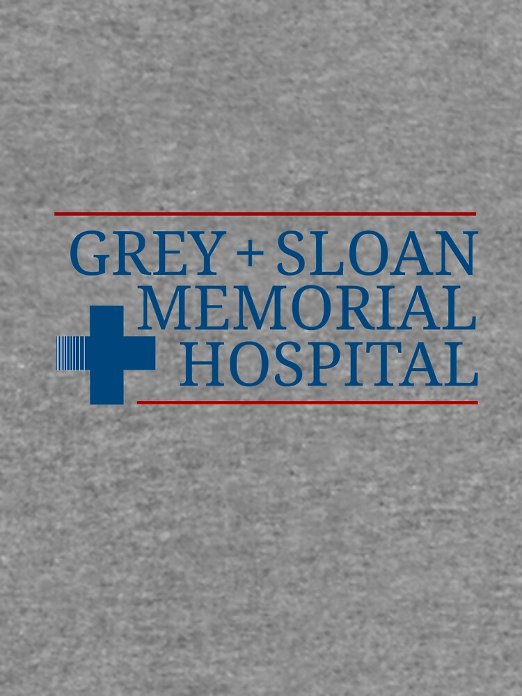 Grey + Sloan Memorial Hospital by amwats