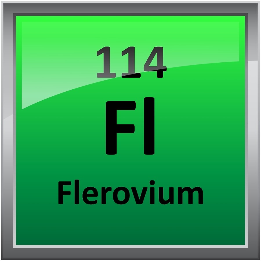 Periodic table element 114 image collections periodic table images flerovium periodic table element symbol acrylic blocks by flerovium periodic table element symbol gamestrikefo image collections gamestrikefo Images