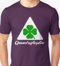 Quadrifoglio Alfa Fill Graphic Print T-Shirt