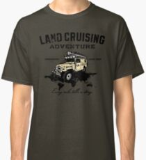 Every Mile Tells a Story - dark print Classic T-Shirt