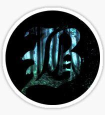 Beartooth - Logo FOREST Sticker