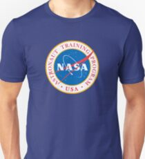 NASA - Astronaut Training Program T-Shirt