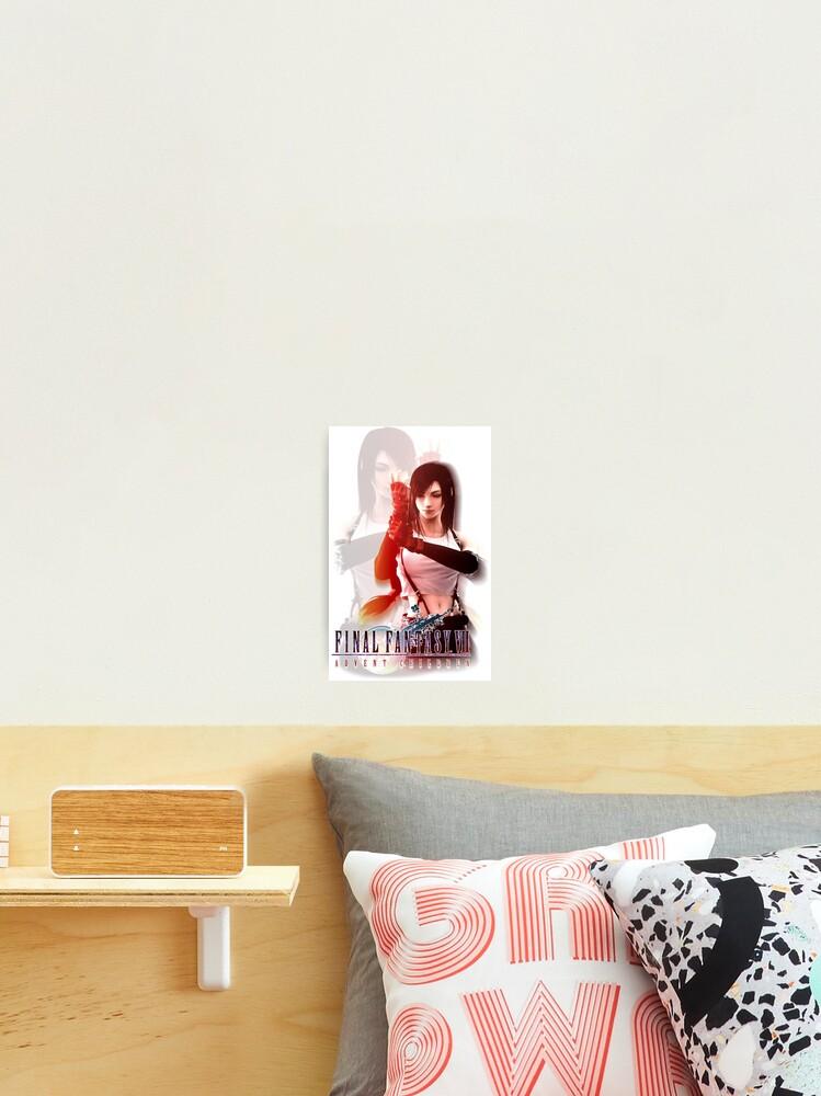 Tifa Lockhart Final Fantasy Vii Advent Children Photographic Print
