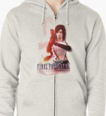 Sudadera con capucha y cremallera Tifa Lockhart - Final Fantasy VII Advent niños