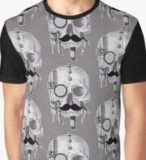 Servo Skull Disguise Graphic T-Shirt
