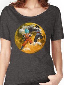 Goku Vs Black Goku Women's Relaxed Fit T-Shirt