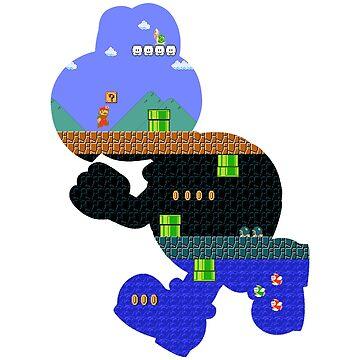 Koopa World by Jenik