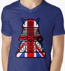 Dr Who - Jack Dalek Mens V-Neck T-Shirt
