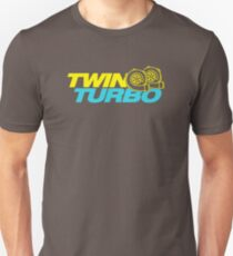 TWIN TURBO (5) T-Shirt
